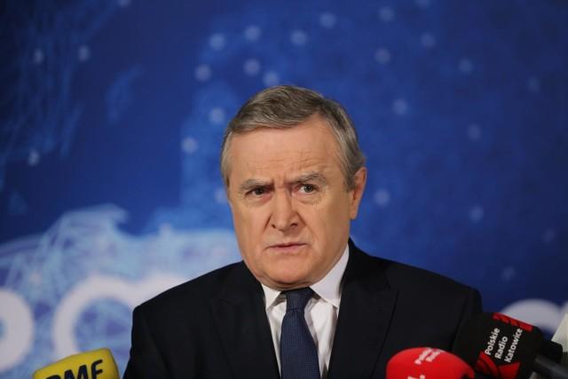 Piotr Gliński o pomyśle na centralną wytwórnię filmów mówił już w grudniu 2018 roku.