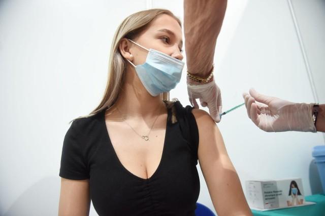 Toruń: Punkt szczepień w Centrum Targowym PARK zostanie przeniesiony