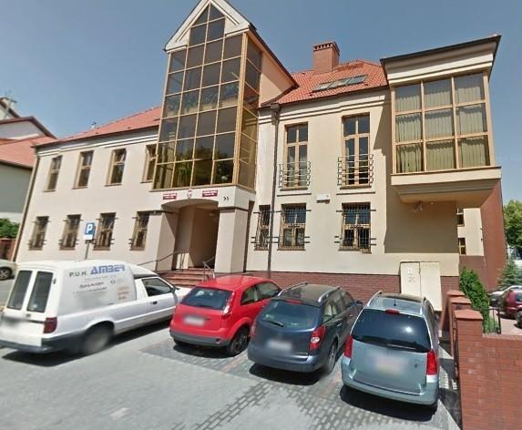 Prokuratura w Gorzowie mieści się przy ul. Moniuszki.