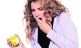 Nadwrażliwość zębów.  Jak temu zaradzić?