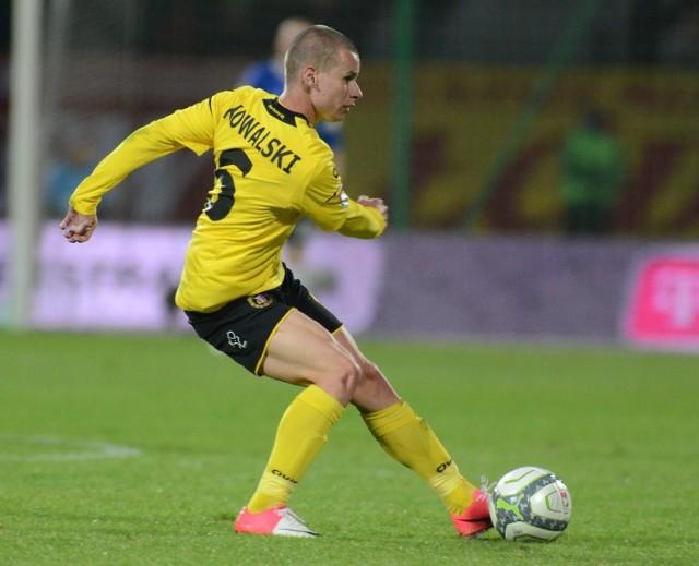 Jakub Kowalski zdobył dwa gole.