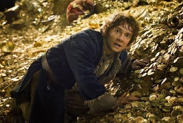 """""""Hobbit - Pustkowie Smauga"""""""