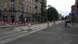 Koniec remontu torowiska ul. Gdańskiej