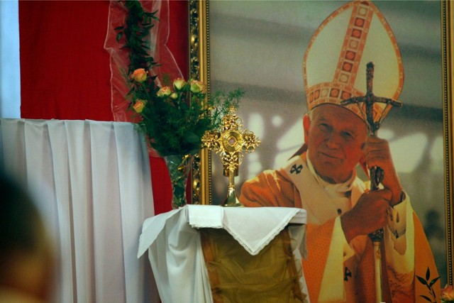 Kanonizacja Jana Pawła II także na wrocławskim Rynku
