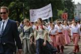 Barwny korowód na ulicach Bytomia otworzył plenerowe święto opery. 3 x Moniuszko: Mistrz, Muzyka, Miasto