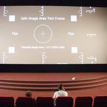 """Jedna z sal kinowych w galerii """"Alfa"""" zostanie wyposażona w specjalny projektor do wyświetlania pełnowymiarowych filmów trójwymiarowych - w technologii Dolby 3D"""