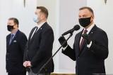 Dwóch nowych profesorów z Łodzi. Odebrali nominacje w Pałacu Prezydenckim