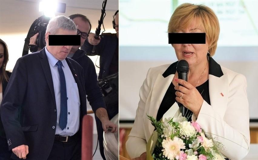 Senator Stanisław K. i Marta M., szefowa PFRON