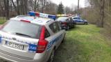 Policjanci z Namysłowa ścigali 25-latka, który nie zatrzymał się do kontroli. Okazało się, że nie miał prawa jazdy