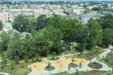 Łódź z okien biur w Bramie Miasta. Zobacz zdjęcia