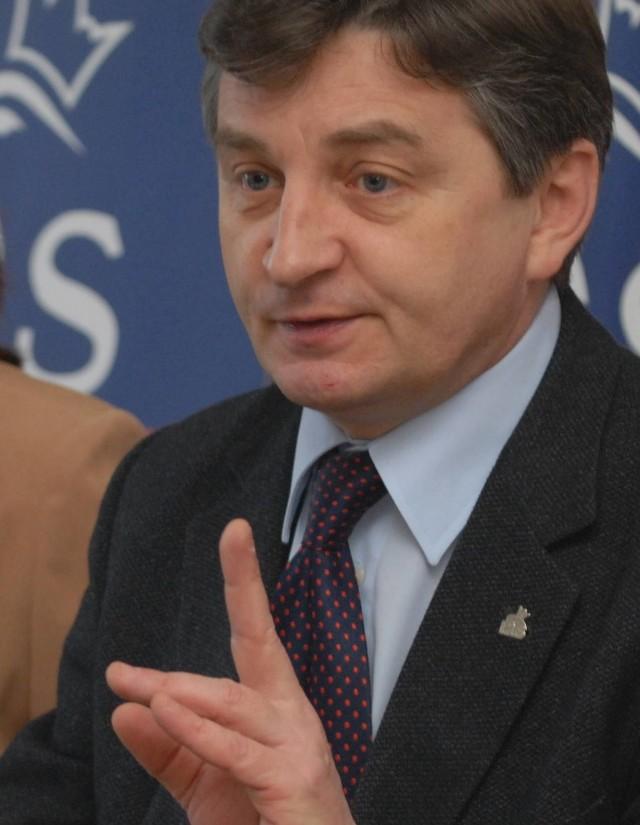 Poseł PiS Marek Kuchciński.