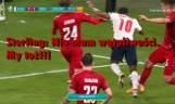 """Memy po meczu Anglia - Dania: Sterling faulowany przez sznurówkę. """"Nie mam wątpliwości"""""""