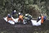 Kolumbia: Samolot z piłkarzami rozbił się, ponieważ skończyło się paliwo? Śledztwo trwa