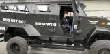 Detektyw Rutkowski kupił samochód wojskowy TUR. Nowe auto Rutkowskiego to wojskowy TUR. Detektyw zapłacił za samochód 3 mln zł! 16.09.2021