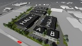 W Radomiu powstaje wielki kompleks obiektów przemysłowych. Będą nowe hale i biurowce