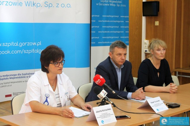 W czwartek 8 sierpnia szpital wojewódzki w Gorzowie poinformował na konferencji, że nie ma bakterii New Delhi, ale zastosował  dodatkowe środki ostrożności