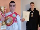 Sportowcy z powiatu brodnickiego Krystian Rzepka i Jan Florkiewicz zostali docenieni przez samorząd