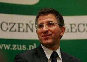 Zbigniew Derdziuk, prezes ZUS-u