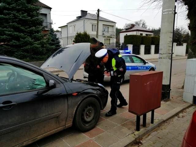 """W czwartek, 151 podlaskich policjantów ruchu drogowego prowadziło działania kontrolno-prewencyjne """"SMOG"""""""