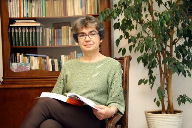 Ewa Kipta - architekt, była opozycjonistka internowana w noc rozpoczęcia stanu wojennego