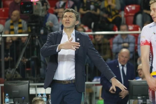W Polsce Andrea Gardini największe sukcesy święcił jako trener Zaksy Kędzierzyn-Koźle.