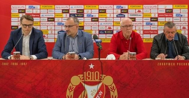Marcin Rydz, Piotr Szor, Andrzej Grębosz i Wiesław Wraga