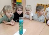 """""""Mali Odkrywcy"""" w przedszkolu w Krasocinie na nowatorskich zajęciach [ZDJĘCIA]"""