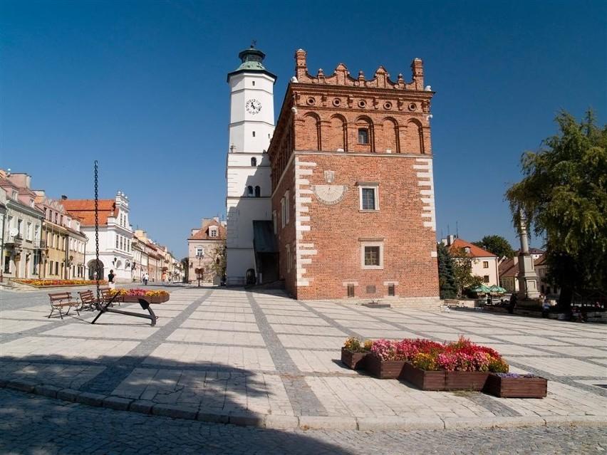 Sandomierz był jedną z tych miejscowości, która najwięcej zarobiła na długim weekendzie