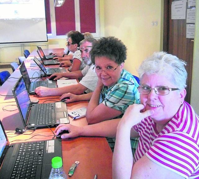 Po raz kolejny Park Technologiczny w Koszalinie zorganizował kurs komputerowy dla osób 50+.