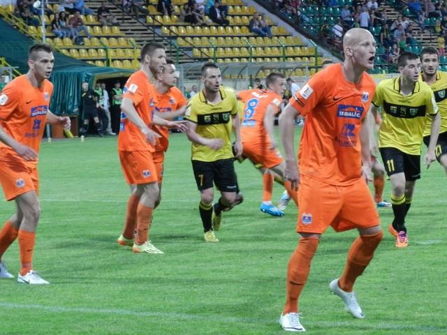 GKS Katowice - Termalica Nieciecza 1:1