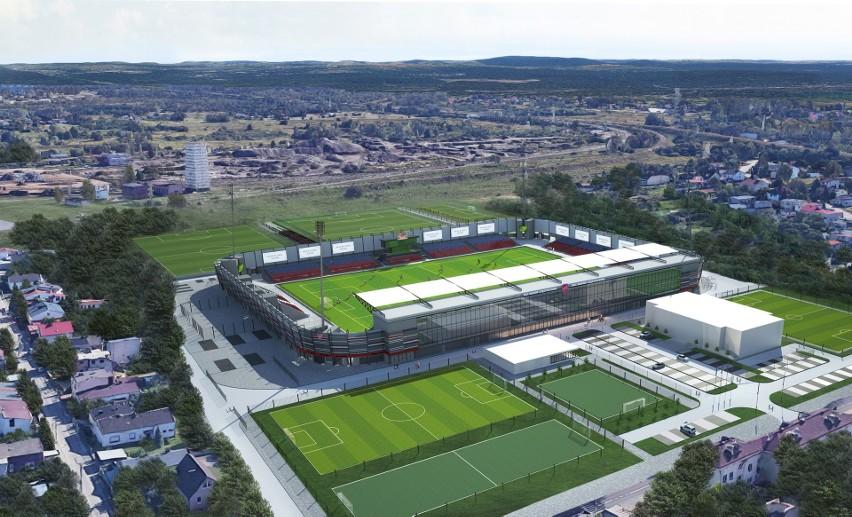 Po awansie do Ekstraklasy nowy stadion jest priorytetem...