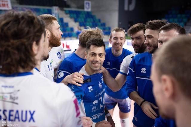 Ślepsk Malow Suwałki zagra w play-off