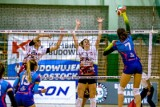 Ósemka Siedlce - KS BAS Kombinat Budowlany Białystok 2:3. Druga runda play-off o krok