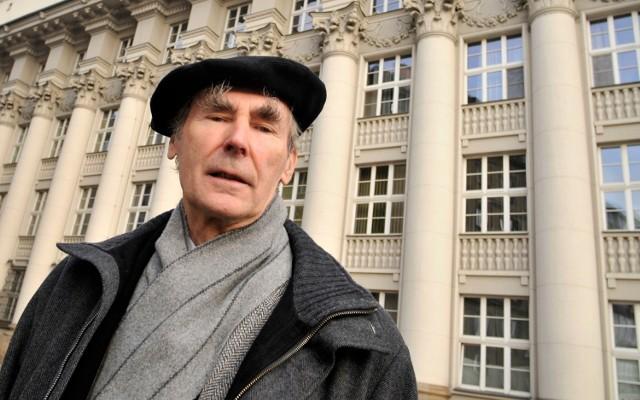 Profesor Andrzej Wyżykowski był wieloletnim głównym architektem Krakowa. Teraz sąd zajmuje się jego lustracją.