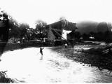 Nowy Sącz w czasie wielkiej powodzi z lipca 1934 roku [ZDJĘCIA]
