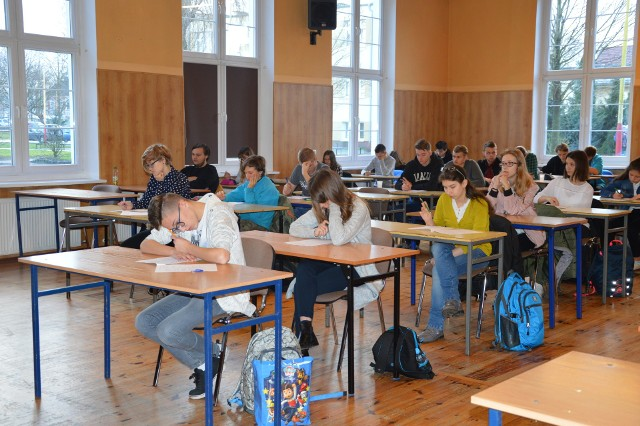 Powiatowy Konkurs Językowy w świebodzińskim liceum