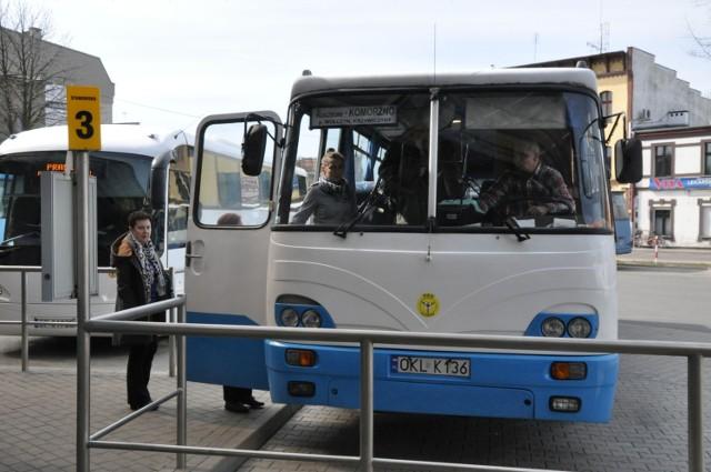 Dzięki 85-procentowej dotacji PKS Kluczbork chce wymienić stare autosany na nowe autobusy.