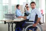 Niepełnosprawny przyszedł na rozmowę kwalifikacyjną w Bydgoszczy, musiał pokazać, że może... skorzystać z WC