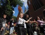 Powiat lubelski. W Garbowie zainaugurowano Spotkania Młodych Archidiecezji Lubelskiej 2021. Zobacz fotorelację z pierwszego dnia