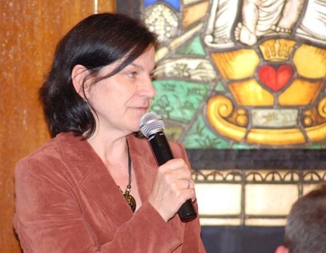 Stanowisko Szczecinka prezentowała na posiedzeniu komisji oceniającej Danuta Kowalska, szefowa wydziału planowania przestrzennego Urzędu Miasta.