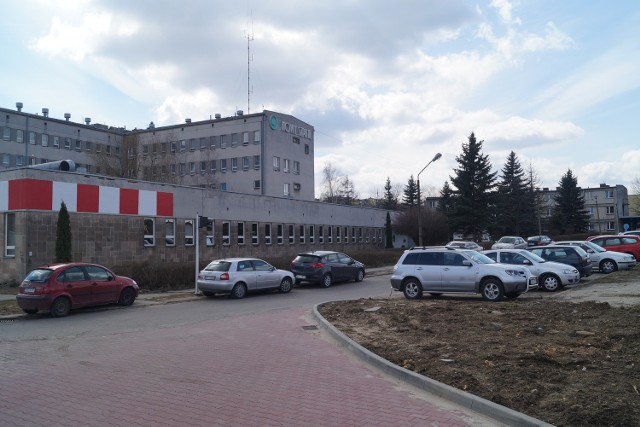 Nowy Szpital w Olkuszu