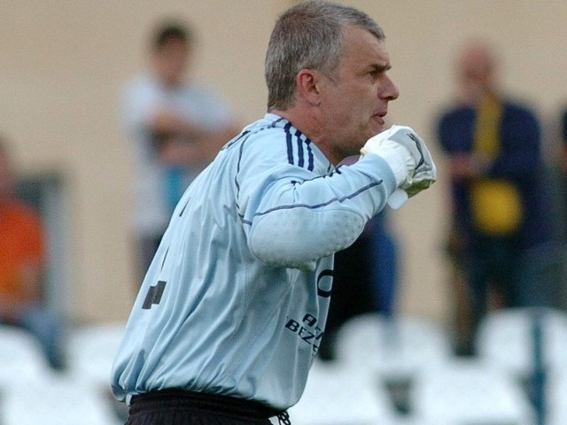 Piotr Kunat niedawno skończył 42 lata. Nie zamierza jednak kończyć swojej przygody z piłką nożna.