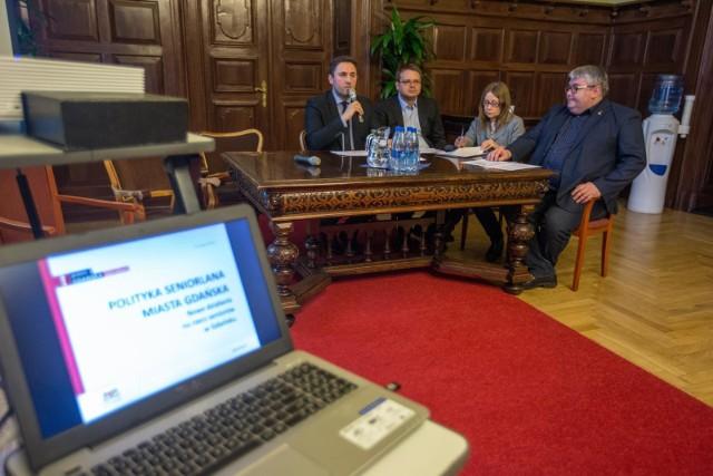 W Gdańsku chcą powołać Senioralną Radę Miasta