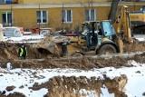 Lublin: Trwa budowa hali sportowej przy Staszicu. Zobacz postępy prac
