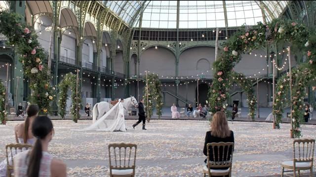 Pokaz mody Chanel Haute Couture Wiosna-Lato 2021