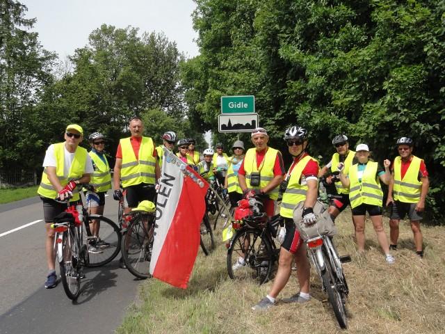 Grupa Rowerowa Zwoleń działa bardzo aktywnie i organizuje liczne wyjazdy i pielgrzymki rowerowe.