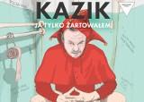 """Muzyczna opowieść o Polsce okresu transformacji """"Kazik, ja tylko żartowałem"""" we wrześniu w Teatrze Nowym Proxima"""