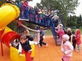 Rybienko L. i Polonez w Wyszkowie mają nowe place zabaw (zdjęcia)