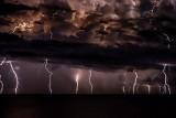 Ostrzeżenie IMGW. Zagrożenie burzami z gradem w Małopolsce