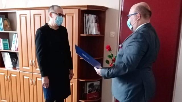 Nowa dyrektor lipnowskiego Sanepidu Anna Żebrowska